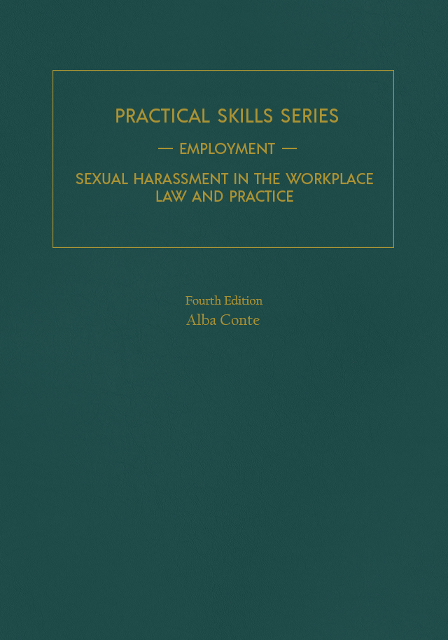 Exhaustion administrative remedies eeoc sexual harassment