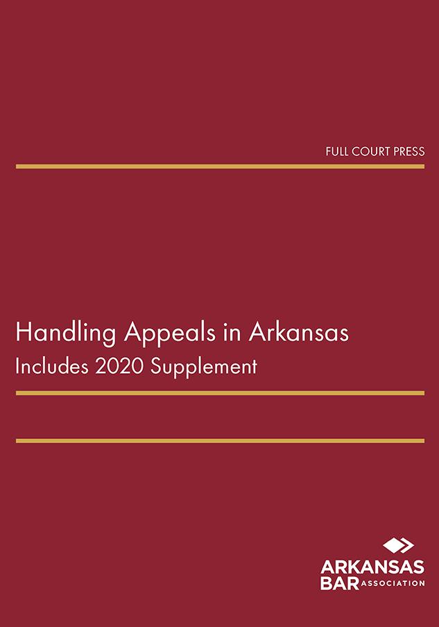 cover_handling appeals in arkansas 2020