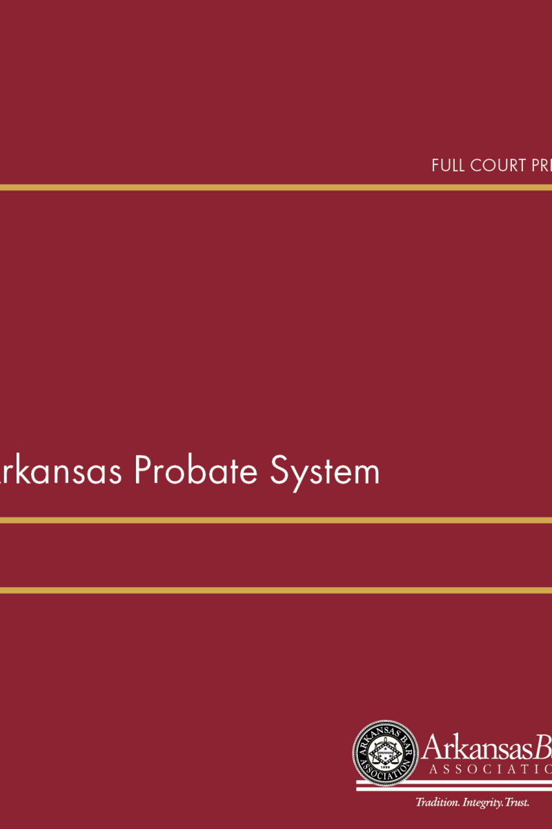 cover_arkansas probate system