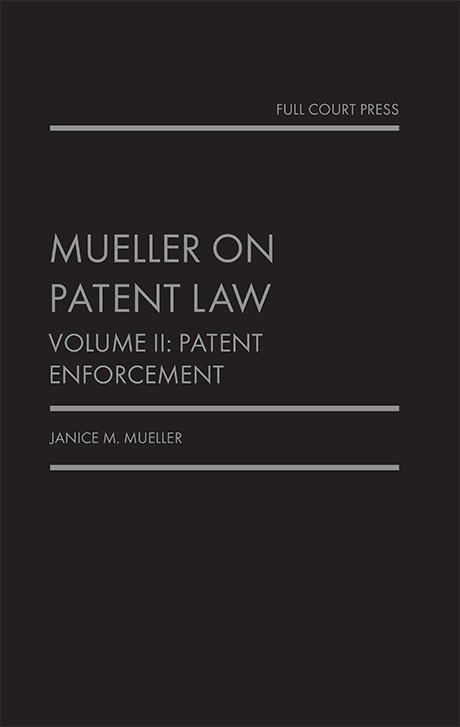 mueller_patent law vol 2 cover