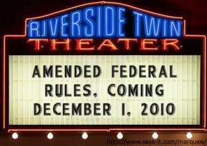 Fed Rules Marquee