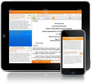 Fastcase iPad App
