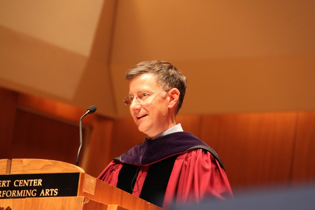 Ed Walters Commencement Address